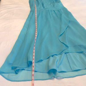 White House Black Market Dresses - WHBM hi-low dress